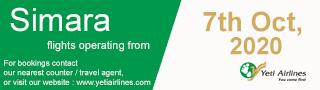Yeti airline