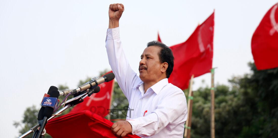 भारतमै बसेर पार्टी चलाउँछन् विप्लव ? हतियार किन्न करोडौं चन्दा संकलन