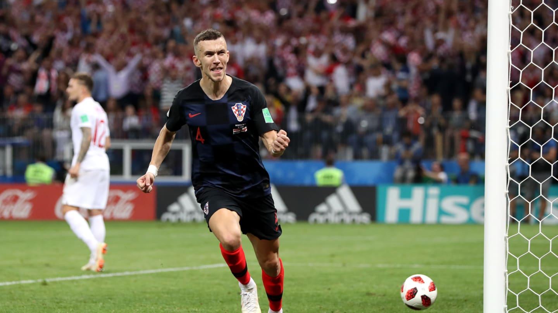 क्रोएसिया र इंग्ल्यान्ड ९० मिनेटसम्म १–१ गोलको बराबरीमा, ३० मिनेटको समय थप