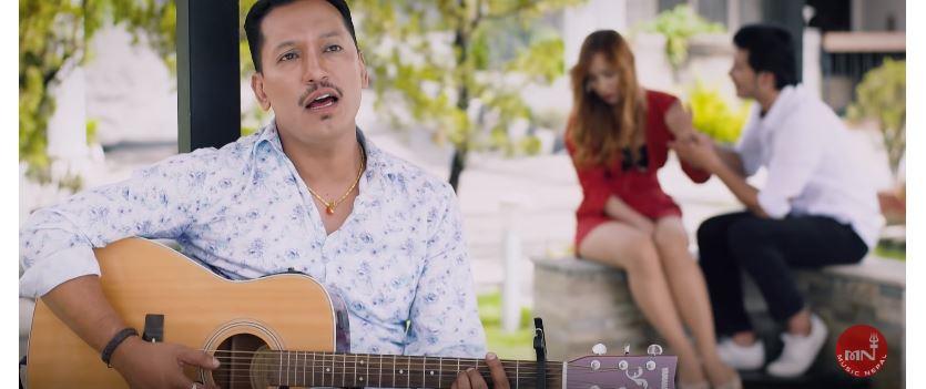 कविन्द्र श्रेष्ठको 'मायाँ मलाई...' बजारमा (भिडियोसहित)
