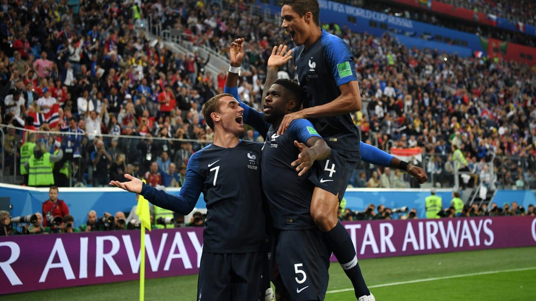 बेल्जियमलाई १–० ले पराजित गर्दै फ्रान्स विश्वकपको फाइनलमा