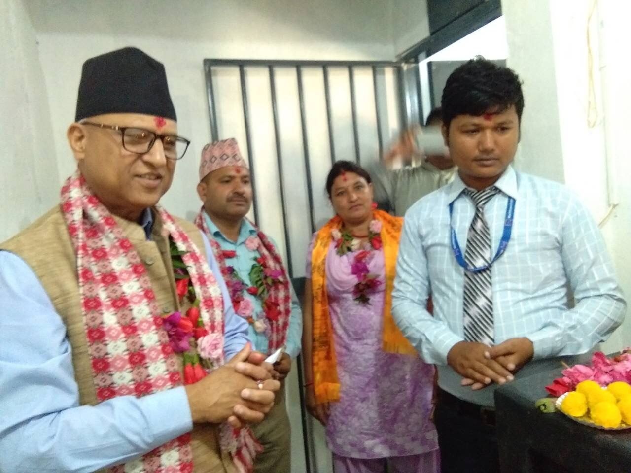 माछापुच्छ्रे बैंकको थप ४ नयाँ स्थानबाट बैंकिङ्ग सेवा