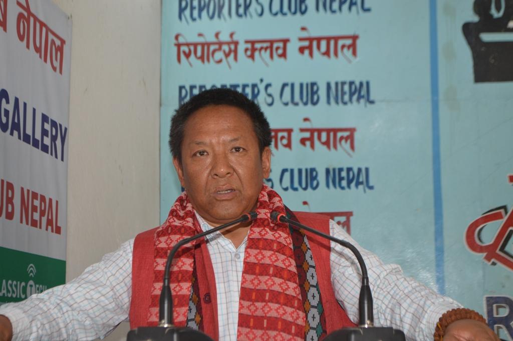 मेरो कार्यकालमा 'म्याच फिक्सिङ' हुँदैन र हुन दिन्न : एन्फा अध्यक्ष शेर्पा