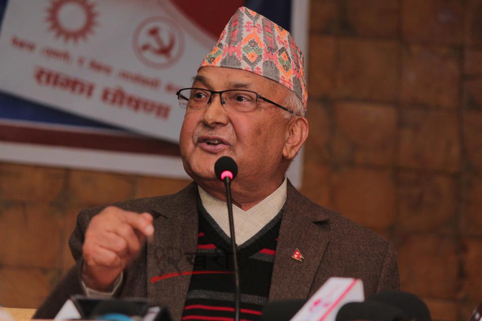 प्रधानमन्त्रीले दिए नेपाल प्रहरीलाई स्याबासी