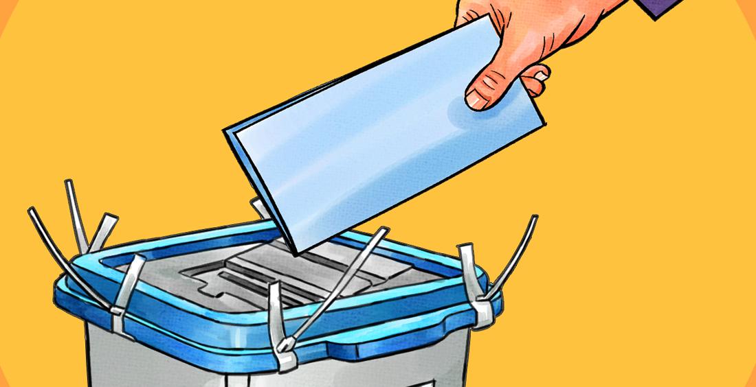 काठमाडौं–५ को मतगणनामा विवाद, मतदान अधिकृतको हस्ताक्षर नमिलेको भन्दै कांग्रेसको विरोध