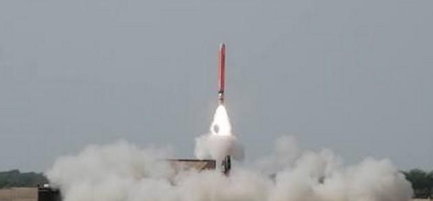 पाकिस्तानद्वारा बाबर क्रुज मिसाइलको सफल परीक्षण