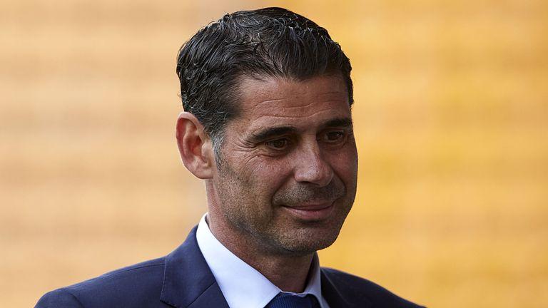 स्पेनको नयाँ प्रशिक्षकमा फर्नान्डो