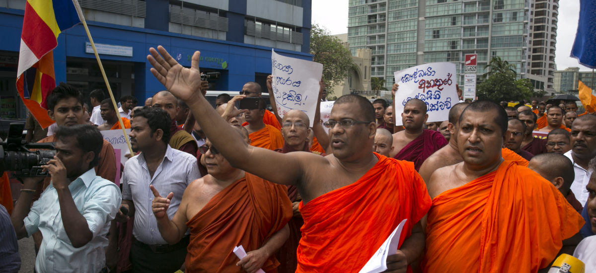 श्रीलंकामा फेसबुकमाथि प्रतिबन्ध