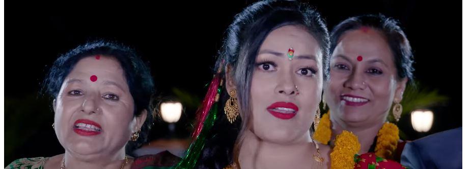 सुनिता र प्रकाशको तिहार गीत सार्वजनिक (भिडियो)