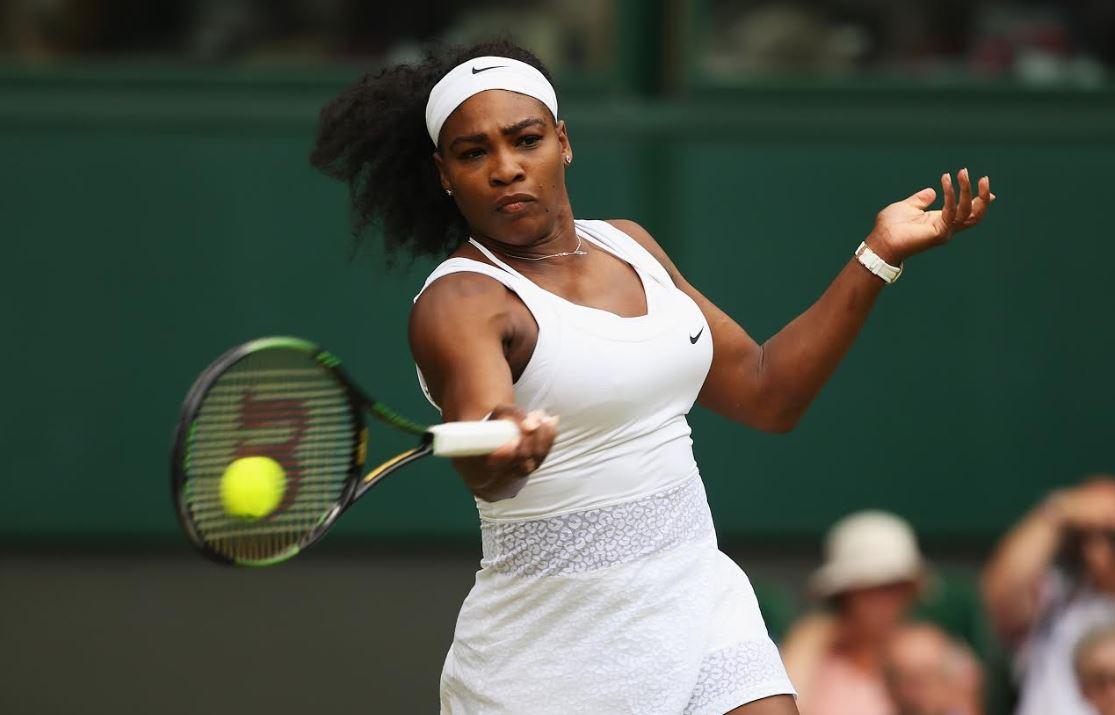 सेरेना विम्बल्डन टेनिसको फाइनलमा प्रवेश