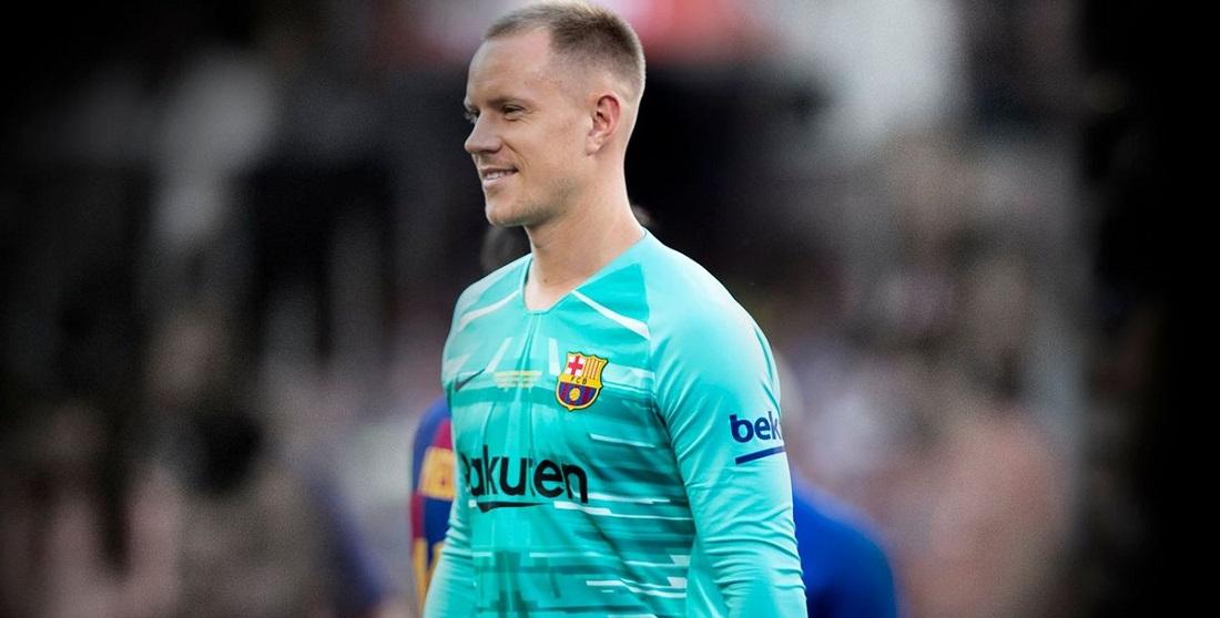 बार्सिलोनाका गोलरक्षलाई तीन क्लबको अफर