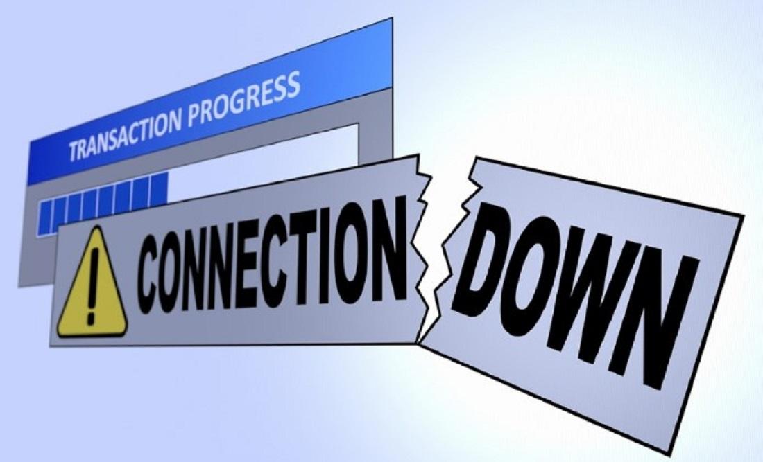 विभिन्न कारणले इन्टरनेटमा समस्या
