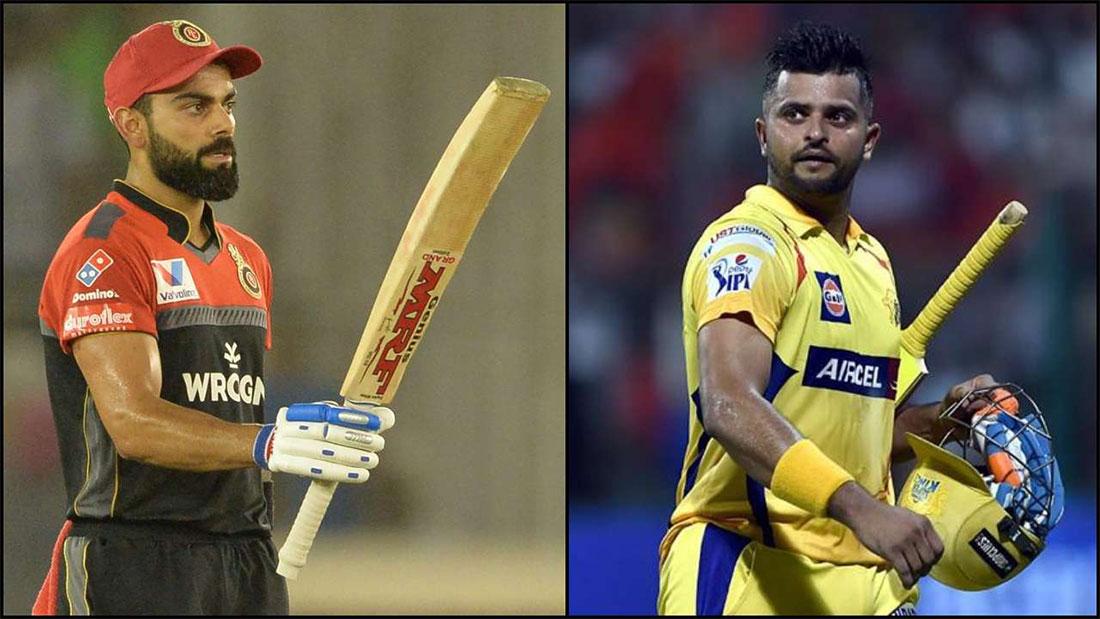 आईपीएलमा सर्वाधिक रन बनाउने तीन खेलाडी