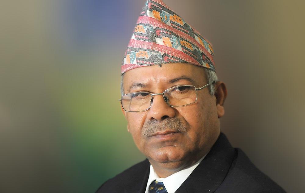 पहिला आरोपको फायर केपी ओलीले खाेलेका हुन्, प्रचण्डले त जवाफ मात्रै दिएका हुन् : माधव नेपाल