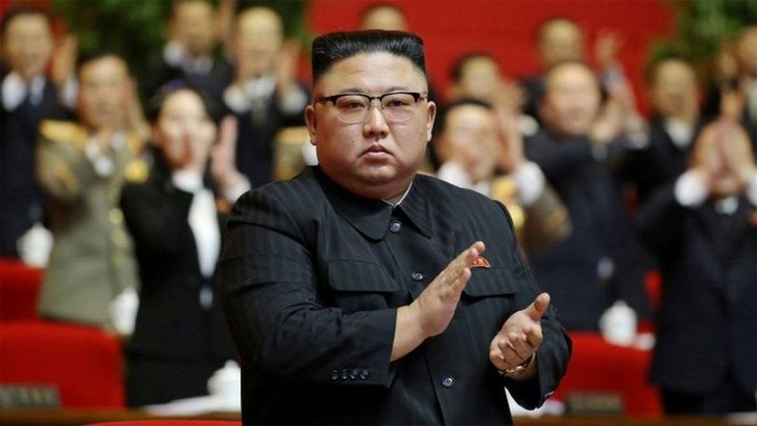 बाइडेन प्रशासनलाई उत्तर कोरियाका किमको चुनौती