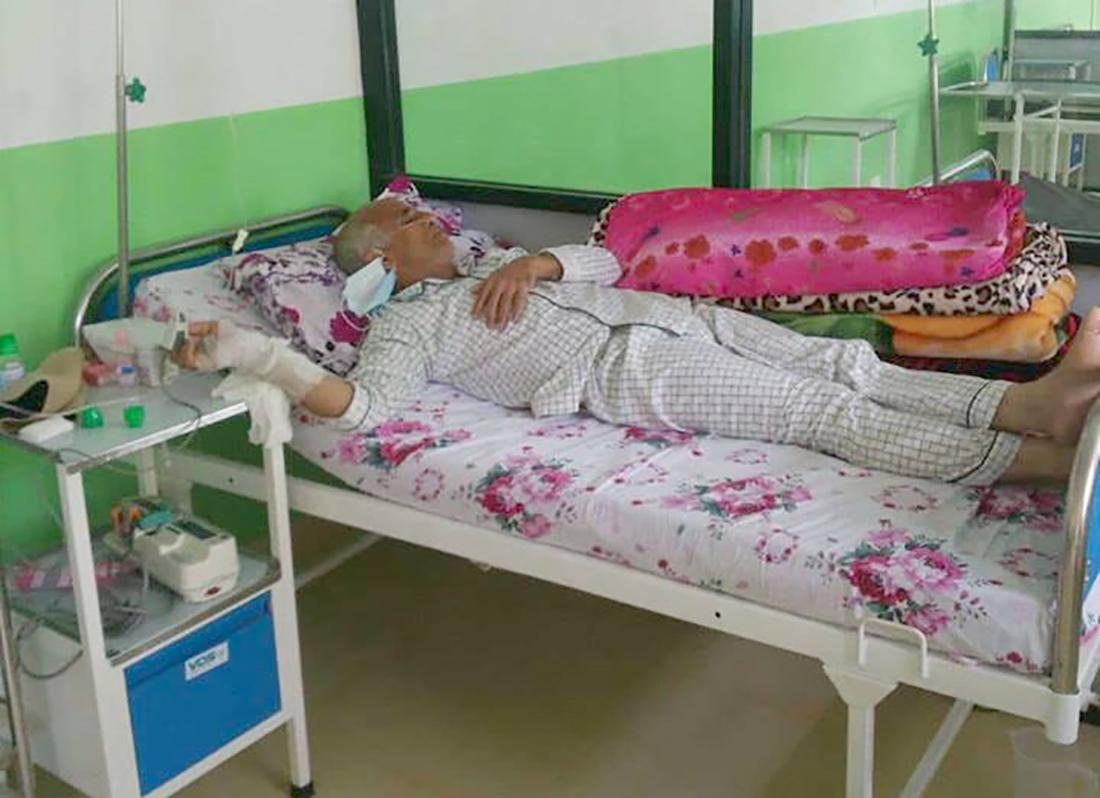 डा. गोविन्द केसीको स्वास्थ्य जटिल, ग्लुकोज पनि लिन मानेनन्