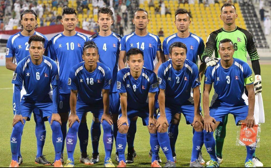 नेपाली फुटबल टिमले अफगानिस्तानसँग मैत्रीपूर्ण खेल खेल्ने