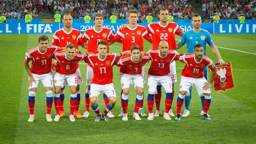 युरो कप छनोटमा साइप्रसलाई हराउँदै रुस विजयी