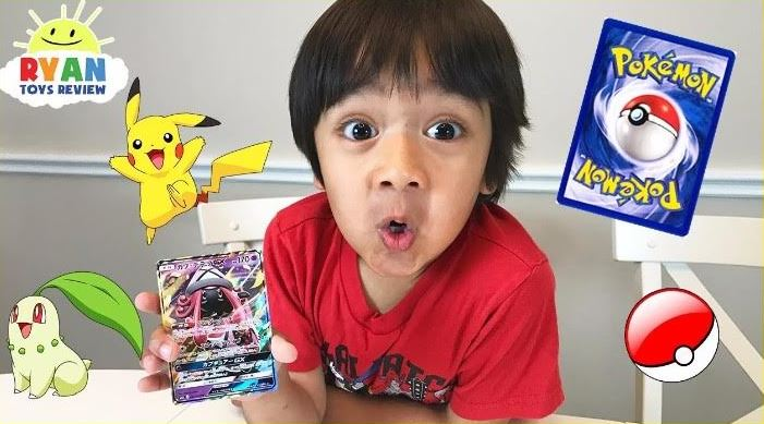 ७ वर्षे बालक सर्वाधिक कमाई गर्ने युट्युबर !