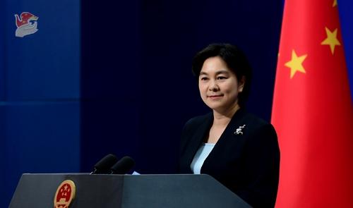 अमेरिकी नेतालाई चीनको चेतावनी- हङकङको विषयमा टिप्पणी गर्न योग्य छैनौ