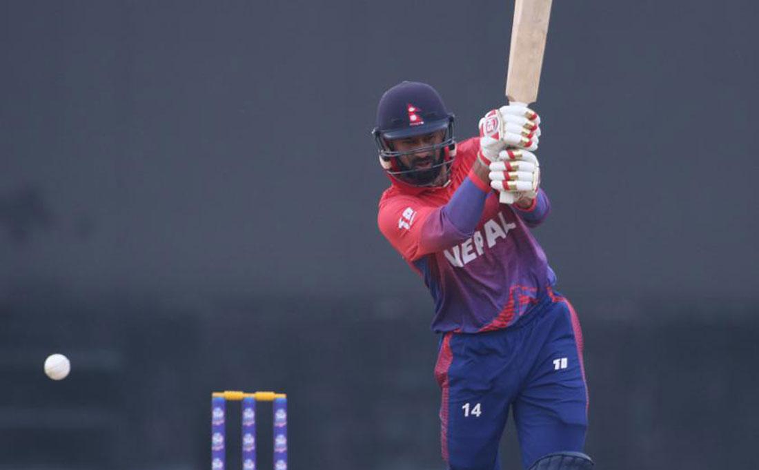 विनोदसहित ५ खेलाडीलाई पीएसएल ड्राफ्टमा राख्न क्यानको प्रस्ताव