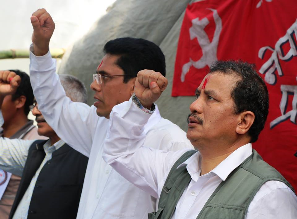 प्रहरीले 'विप्लव' समूहका कार्यकर्ता पक्राउ नगर्ने ! निसानामा नेतामात्रै