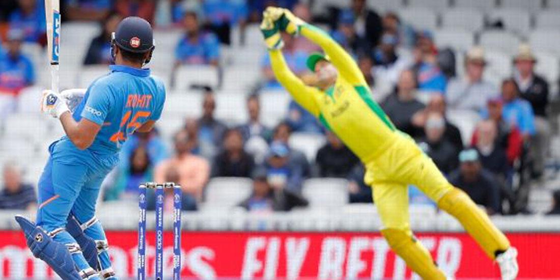 घरेलु मैदानमा अस्ट्रेलियाको सामना गर्दै भारत