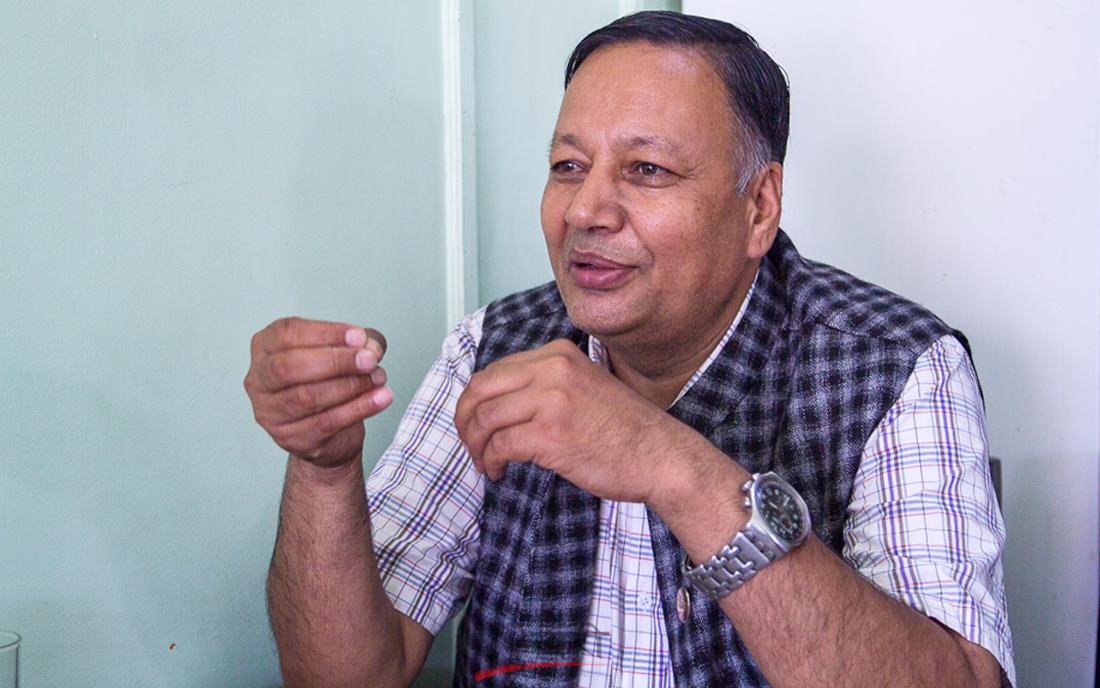 ओली-प्रचण्डबीचको सहमति नमाने नेकपा चल्दैन