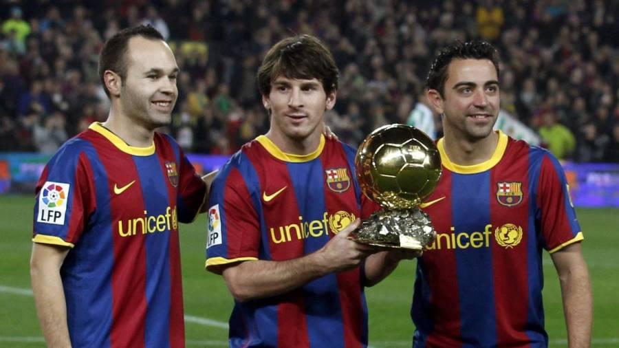 बार्सिलोनाको इतिहासमा उत्कृष्ट १० खेलाडी