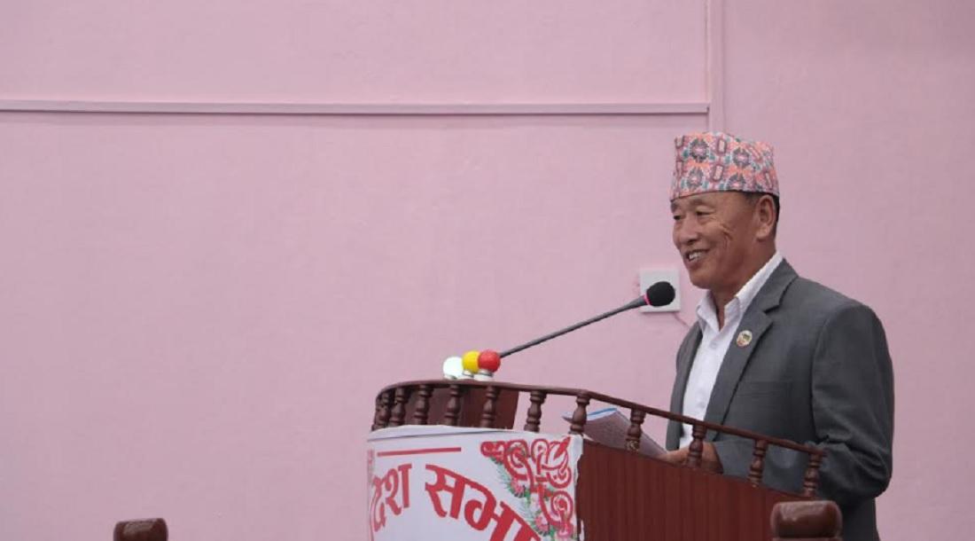गण्डकी प्रदेशको नीति तथा कार्यक्रम :  'छहारीमा बसेर सुन्ने गीतजस्तो'