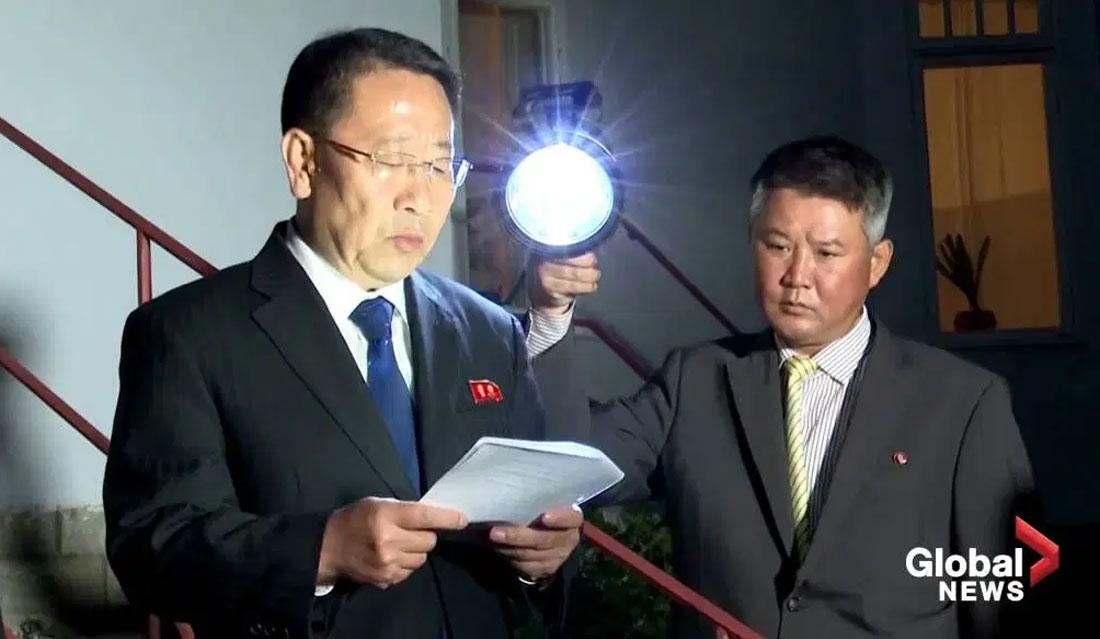 आणविक वार्ता असफल भएको उत्तर कोरियाको दाबी अमेरिकाद्वारा अस्वीकार