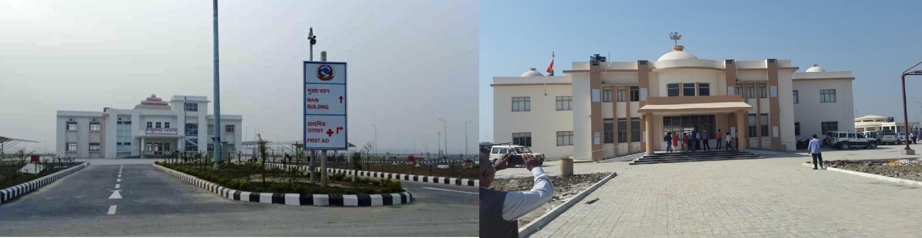 प्रधानमन्त्री ओली र भारतीय समकक्षी मोदीद्वारा आईसीपी उद्घाटन हुँदै