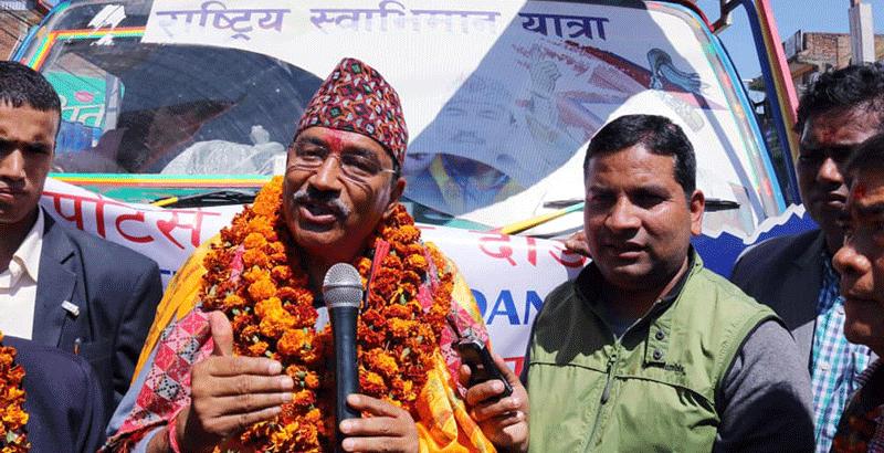 सिके राउत र नेपाल सरकारबीच रहस्यपूर्ण सम्झौता : कमल थापा