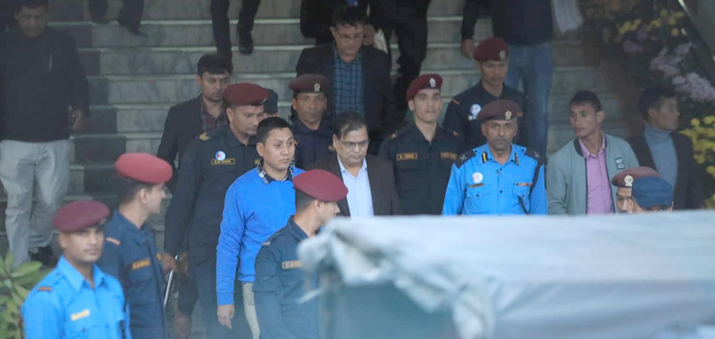सदरखोर जेलको क ब्लकमा महरा, पूर्वआईजीपी 'रुममेट'