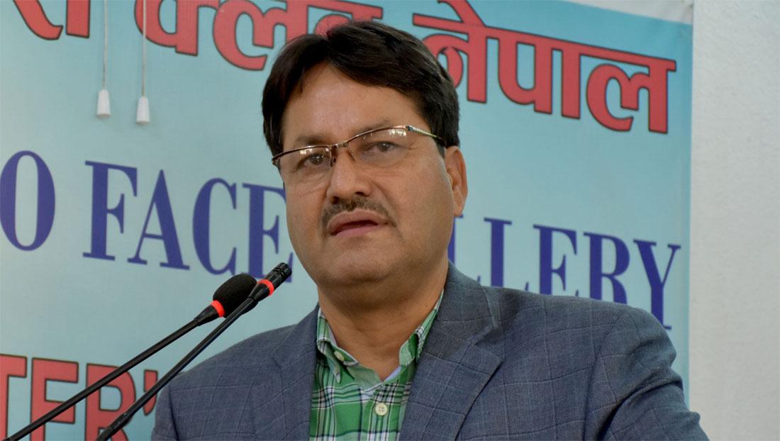 भारतले नेपाली भूमि अतिक्रमण गरी नक्सा सार्वजनिक गर्दासमेत सरकार मौन : कांग्रेस नेता साउँद