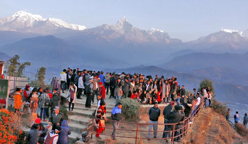 नयाँ वर्षः पर्यटकीय गन्तव्य भरिभराउ