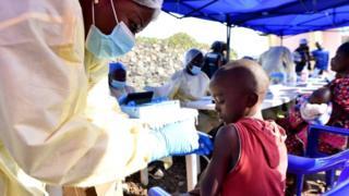 इबोला रोगका लागि प्रयोग गरिएका औषधीको ९० प्रतिशत सफलता, विज्ञ भन्छन्– राम्रो खबर