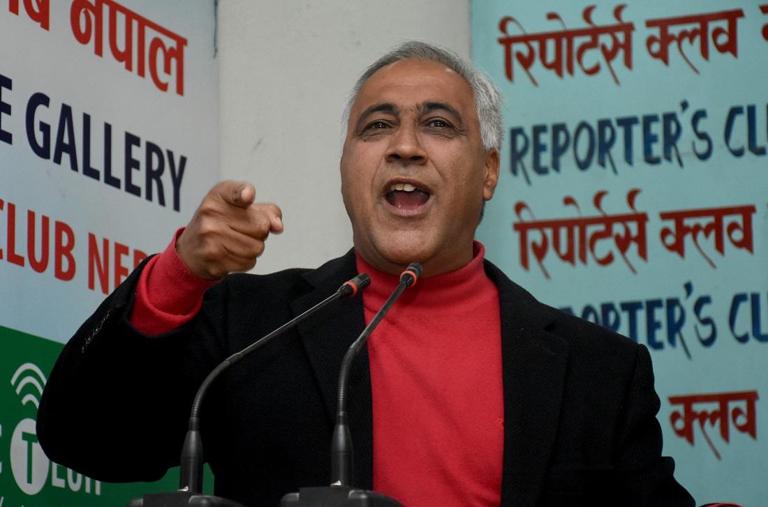भारतीय नक्सा प्रकरणमा साझा धारणा बनाउन नसकेकोप्रति नेता भण्डारी आक्रोशित