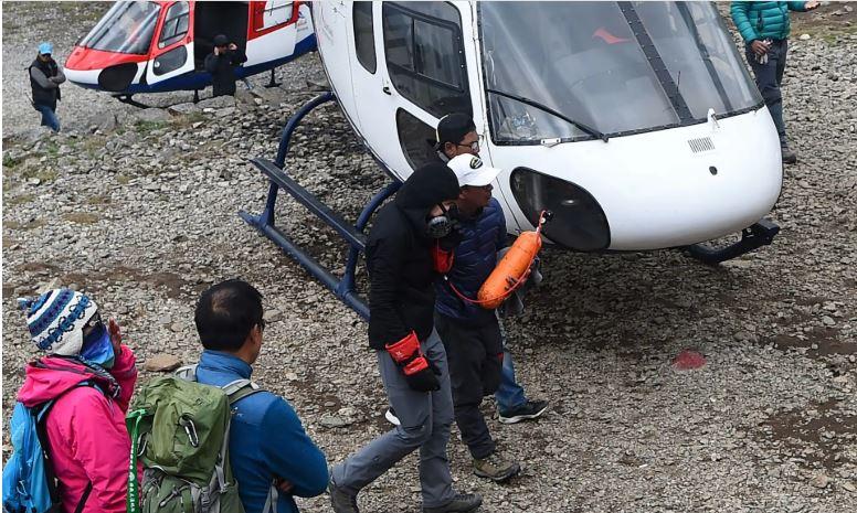 'हिमालय माफिया'विरुद्ध अन्तर्राष्ट्रिय चेतावनी