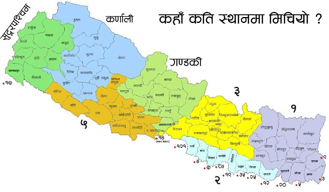 भारतबाट ३६१ स्थानमा नेपाली सीमा अतिक्रमण, दशगजामा नै भारतीय अस्पताल