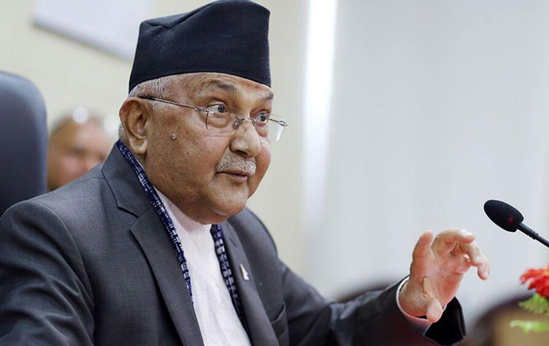 संसदीय समितिले भारतको नयाँ नक्साबारे प्रधानमन्त्रीसँग कात्तिक २५ मा छलफल गर्ने