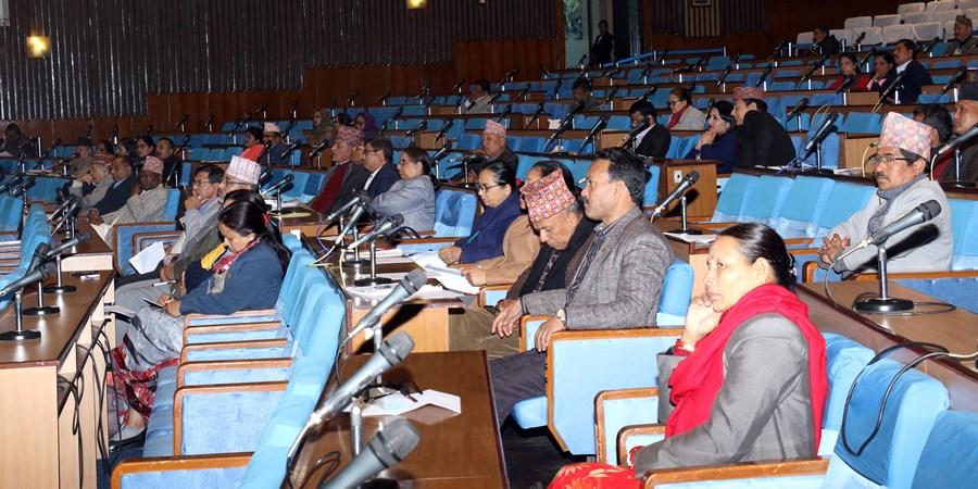 लोकसेवा आयोग विधेयक दर्ता भएको आठ महिनापछि संसदमा पेश
