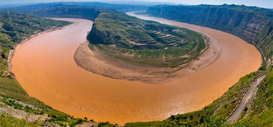 'एलो रिभर'को पानी मानवनिर्मित तालमा मिसाइयो